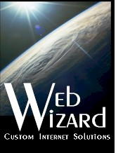 WebWizard graphics, web site design and custom programming
